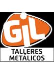 logotipo talleres metálicos gil
